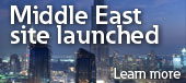 Middle East site launched