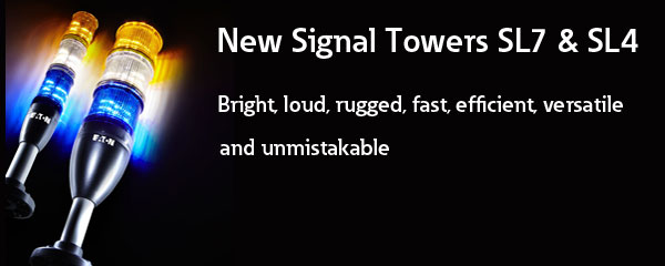 New Signal Towers SL7 & SL4